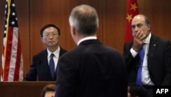 Заместитель госсекретаря Уильям Бернс – о китайско-американских отношениях