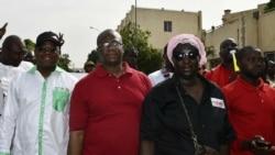 Supporters IBK, Cisse ka, Cebow demejekulu