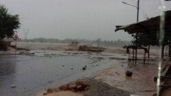 Terminam operaçoes de resgate de cheia do rio Capitão - 1:13