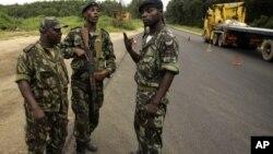 Terrorismo ameaça Angola - diz general em Cabinda