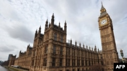 英国议会(资料图)