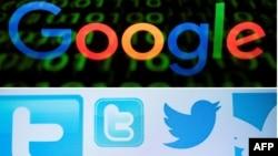 推特及臉書等大批賬號被關停。