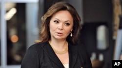 Luật sư Natalia Veselnitskaya có liên hệ với Điện Kremlin