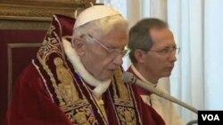 Resignação do Papa - a primeira em 600 anos