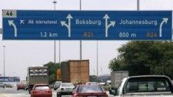 África do Sul, um país às escuras