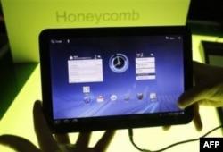 Android işletim sistemli tablet
