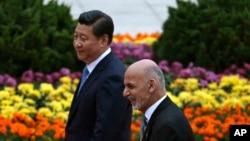 تعمیق همکاری با چین یکی از اولویتهای کاری حکومت افغانستان خوانده شده است