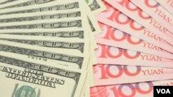 AS menuduh Tiongkok mengontrol nilai Yuan hingga 40 persen di bawah nilai yang wajar di pasaran.