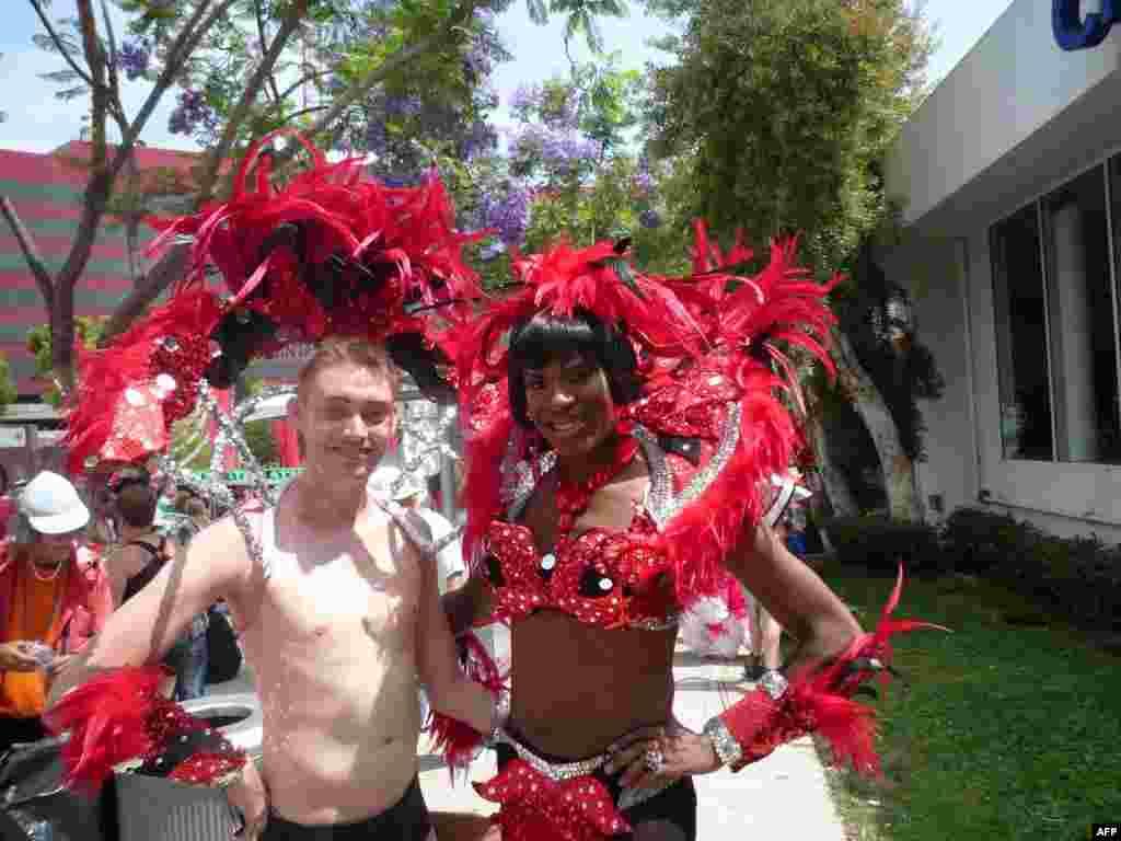 41-й гей-парад в Лос-Анджелесе