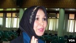 Wakil Walikota Banda Aceh terpilih Pilkada 2012 Illiza Saadudin Djamal (Foto: dok).