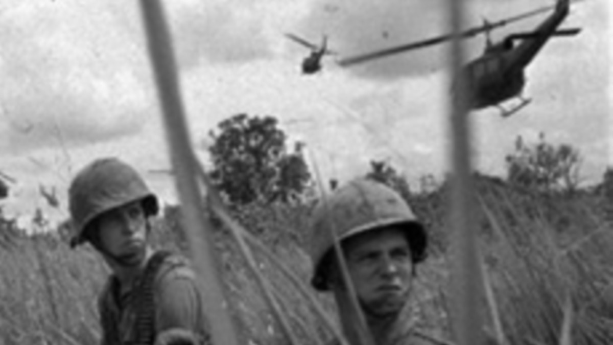 the role of president lyndon b johnson in americas involvement in the vietnam war Johnson escalated american involvement in the vietnam war for vice president if johnson were to accept the role lyndon b johnson made an address.