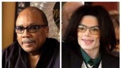 Quincy Jones ganha nove milhões de dólares por temas que produziu para Michael Jackson