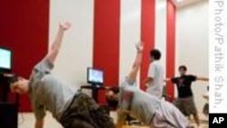 大学生也爱玩Wii:打电动拿学分