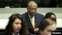 Bivši liberijski predsednik Čarls Tejlor čeka izricanje presude