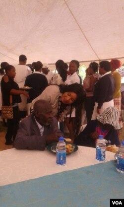 UNkosikazi Tsvangirai labantu abagugileyo ...