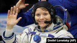 Американська астронавтка Енн Макклейн