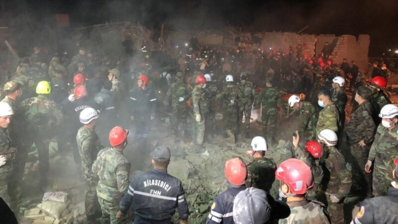 """""""Amnesty International"""" Qarabağ müharibəsində dinc sakinlərin ölümünü araşdırıb"""