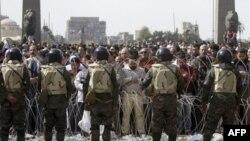 «День ухода» Мубарака: новые протесты в Каире