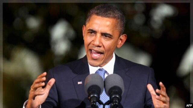 Tổng thống Obama nói Bắc Kinh cần phải hành động có trách nhiệm hơn và giải quyết tình trạng mậu dịch thiếu cân bằng