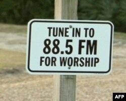 汽车教会的广播频道