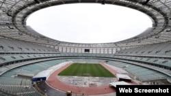 Baku 2015 European Games (Foto Avropa Oyunlarının Facebook səhifəsindən götürülüb )