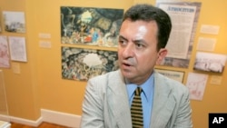 El consul general de México en Los Ángeles, Carlos García de Alba, expresó gratitud por el apoyo recibido tras el terremoto en México.