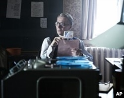 "Actor Gary Oldman in ""Tinker, Tailor, Soldier, Spy"""