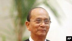 ປະທານາທິບໍດີ ມຽນມາ ທານ Thein Sein