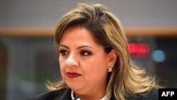La ministra de Relaciones Exteriores de Guatemala, Sandra Erica Jovel Polanco, anunció la terminar del acuerdo de su país sobre la creación de la Comisión Internacional contra la Impunidad en Guatemala, CICIG. Foto de archivo.