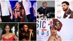 Top Ten Americano: Quem são os artistas que já estão preparados para 2019?