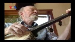 Pete Seeger: Farewell to a Folk Music Icon (VOA On Assignment Jan. 31, 2014)