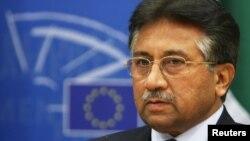 Cựu tổng thống Pakistan Pervez Musharraf