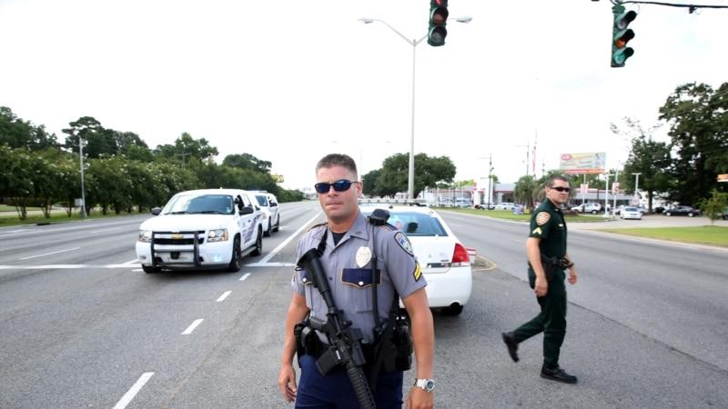 درې امریکايي پولیس په یو برید کې ووژل شول