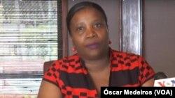 Celiza Deus Lima devolve acusações à ministra dos Negócios Estrangeiros