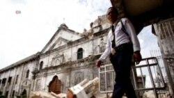 เกิดแผ่นดินไหวครั้งใหญ่ในฟิลิปปินส์