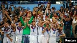 برازیل فٹ بال ورلڈکپ: جرمنی عالمی چیمپیئن بن گیا