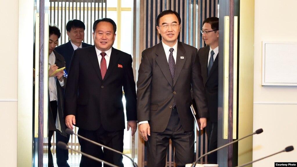 Северная и Южная Корея провели новые переговоры на высоком уровне