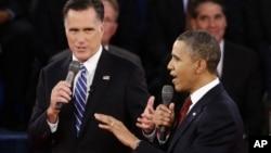 Hace sólo dos días Obama y Romney sostuvieron un candente debate en la Universidad de Hofstra en Nueva York.