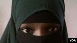 Muslim Association Assiah Vice President Fanta Zara