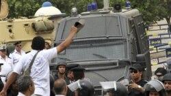 مجازات وزير کشور پيشين مصر در دادگاه