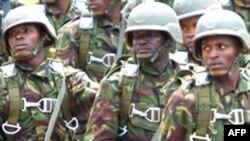 კენიამ მეამბოხეებს შეუტია