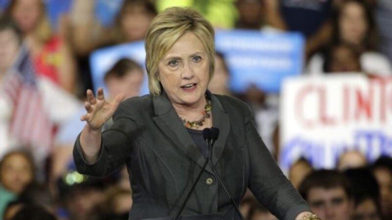 ډیموکراتانو هیلري رسمآ د امریکا جمهوري ریاست ته کاندیده کړه