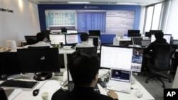 南韓加強網絡安全戒備。