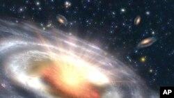 Збунувачка космичка експлозија