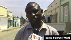 Jornalistas sem acreditação eleitoral em Malanje - 1:12