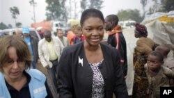 Kepala urusan kemanusiaan PBB, Baroness Valerie Amos (Foto: dok).