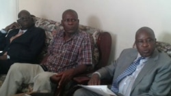 Report on War Veterans Filed By Arthur Chigoriwa