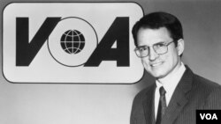 "VOA Director Charles ""Chase"" Untermeyer (1991-1993)"
