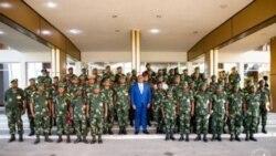 Le Nord-Kivu et l'Ituri désormais sous autorité militaire