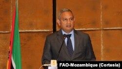 Olman Serrano, Representante da FAO, Moçambique
